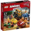 10744 - SZALONA ÓSEMKA W THUNDER (Thunder Hollow Crazy 8 Race) - KLOCKI LEGO JUNIORS