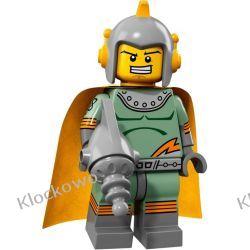71018 - ASTRONAUTA W STYLU RETRO - KLOCKI LEGO MINIFIGURKI