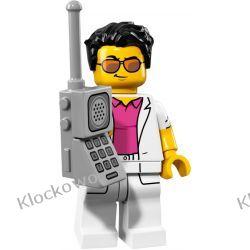 71018 - BIZNESMAN - KLOCKI LEGO MINIFIGURKI