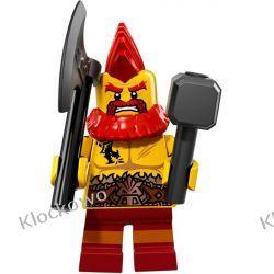71018 Krasnolud Klocki Lego Minifigurki Lego Minifigurki Klocki