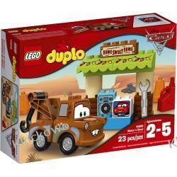 10856 SZOPA ZŁOMKA (Mater's Shed) KLOCKI LEGO DUPLO CARS
