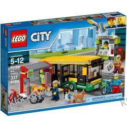 60154 PRZYSTANEK AUTOBUSOWY (Bus Station) KLOCKI LEGO CITY