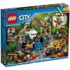 60161 BAZA W DŻUNGLI (Jungle Exploration Site) KLOCKI LEGO CITY