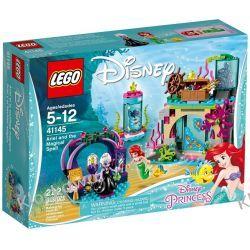 41145 ARIELKA I MAGICZNE ZAKLĘCIE (Ariel and the Magical Spell) KLOCKI LEGO DISNEY PRINCESS
