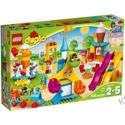 10840 DUŻE WESOŁE MIASTECZKO (Big Fair) KLOCKI LEGO DUPLO