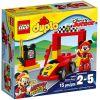 10843 WYŚCIGÓWKA MIKIEGO (Mickey Racer) KLOCKI LEGO DUPLO