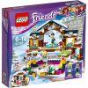 41322 LODOWISKO W ZIMOWYM KURORCIE (Snow Resort Ice Rink) KLOCKI LEGO FRIENDS