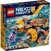 70354 ROZBIJACZ AXLA (Axl's Rumble Maker) KLOCKI LEGO NEXO KNIGHTS
