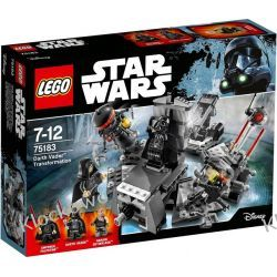 75183 TRANSFORMACJA DARTHA VADERA (Darth Vader Transformation) KLOCKI LEGO STAR WARS