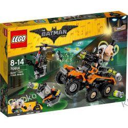 70914 BANE - ATAK TOKSYCZNĄ CIĘŻARÓWKĄ (Bane Toxic Truck Attack) - KLOCKI LEGO BATMAN MOVIE
