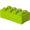 ŚNIADANIÓWKA LEGO KLOCEK JASNOZIELONY - LEGO POJEMNIKI
