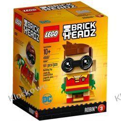 41587 ROBIN (Robin BrickHeadz) KLOCKI LEGO BRICKHEADZ