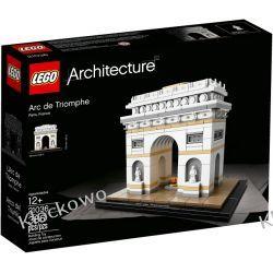 21036 - Łuk Tryumfalny (Arc de Triomphe) KLOCKI LEGO ARCHITECTURE