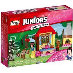 10738 LEŚNA CHATA KRÓLEWNY ŚNIEŻKI (Snow White's Forest Cottage) - KLOCKI LEGO JUNIORS