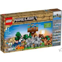 21135 - KREATYWNY WARSZTAT 2.0 (The Crafting Box 2.0) - KLOCKI LEGO MINECRAFT