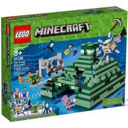 21136 - OCEANICZNY MONUMENT (The Ocean Monument) - KLOCKI LEGO MINECRAFT