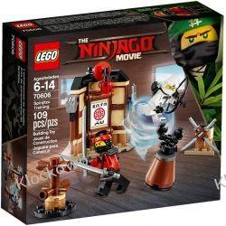 70606 SZKOLENIE SPINJITZU (Spinjitzu Training) KLOCKI LEGO NINJAGO