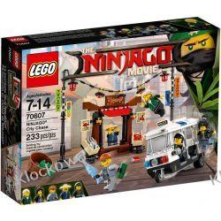 70607 POŚCIG W NINJAGO® CITY (NINJAGO® City Chaseg) KLOCKI LEGO NINJAGO