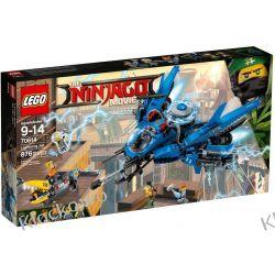 70614 ODRZUTOWIEC BŁYSKAWICA (Lightning Jet) KLOCKI LEGO NINJAGO