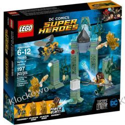 76085 BITWA O ATLANTIS (Battle of Atlantis) - KLOCKI LEGO SUPER HEROES