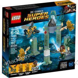 76085 BITWA O ATLANTIS (Battle of Atlantis) - KLOCKI LEGO SUPER HEROES