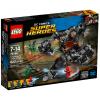 76086 ATAK KNIGHTCRAWLERA W TUNELU (Knightclawler Tunnel Attack) - KLOCKI LEGO SUPER HEROES