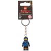 853696 BRELOK NINJA JAY (Jay Key Chain) - LEGO® NINJAGO® MOVIE™