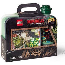 LUNCH SET LEGO® NINJAGO MOVIE - LEGO POJEMNIKI