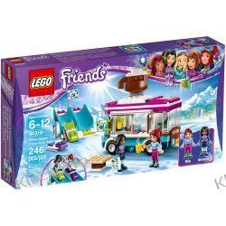 41319 FURGONETKA Z GORĄCĄ CZEKOLADĄ (Snow Resort Hot Chocolate Van) KLOCKI LEGO FRIENDS