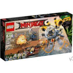 70610 LATAJĄCA MEDUZA (Flying Jelly Sub) KLOCKI LEGO NINJAGO