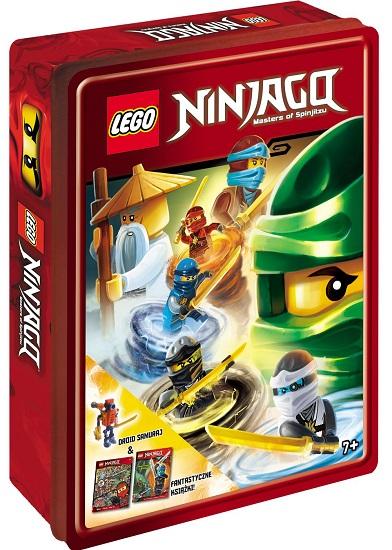 Lego Ninjago Zestaw Książek Z Klockami Lego Lego Książki Klocki