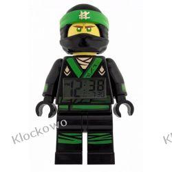 9009204 - ZEGAR LEGO NINJAGO MOVIE - LLOYD (Minifigure Clock)