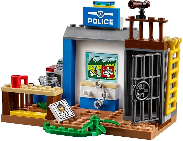10751 Górski Pościg Policyjny Mountain Police Chase Klocki Lego
