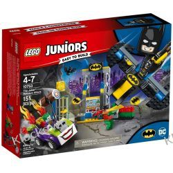 10753 ATAK JOKERA™ NA JASKINIĘ BATMANA (The Joker Batcave Attack) - KLOCKI LEGO JUNIORS