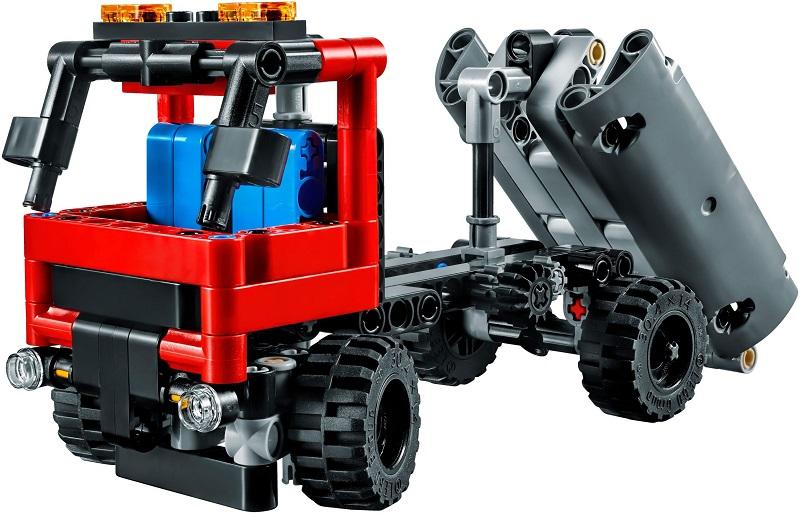 42084 Hakowiec Hook Loader Klocki Lego Technic Lego Technic