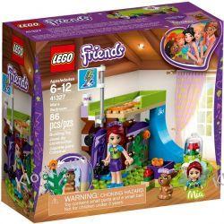 41327 SYPIALNIA MII (Mia's Bedroom) KLOCKI LEGO FRIENDS