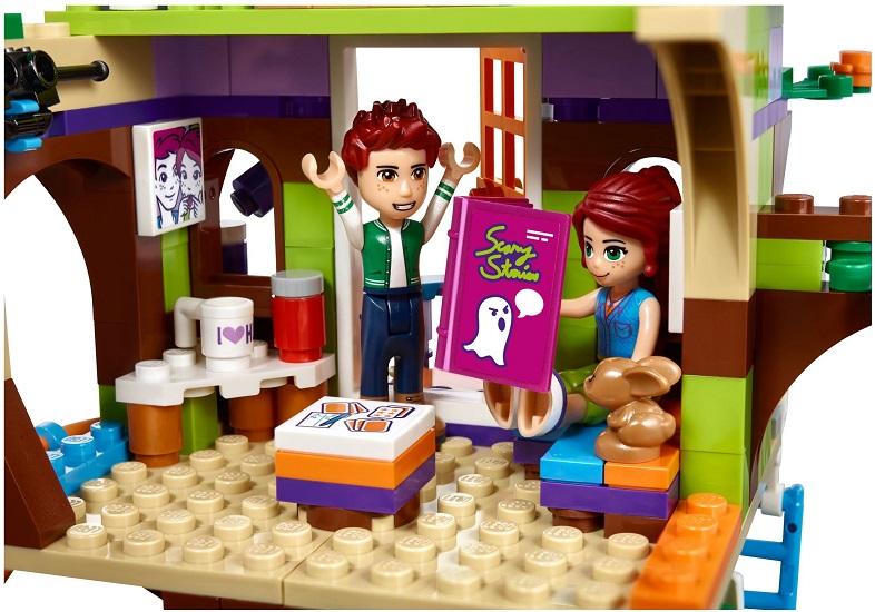 41335 Domek Na Drzewie Mii Mias Tree House Klocki Lego Friends