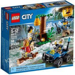 60171 UCIEKINIERZY W GÓRACH (Mountain Fugitives) KLOCKI LEGO CITY