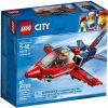 60177 ODRZUTOWIEC POKAZOWY (Airshow Jet) KLOCKI LEGO CITY