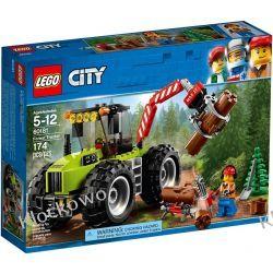 60181 TRAKTOR LEŚNY (Forest Tractor) KLOCKI LEGO CITY