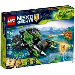 72002 PODWÓJNY INFEKTOR (Twinfector) KLOCKI LEGO NEXO KNIGHTS