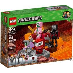 21139 WALKA W NETHERZE (The Nether Fight)- KLOCKI LEGO MINECRAFT