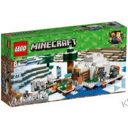 21142 IGLOO NIEDŹWIEDZIA POLARNEGO (The Polar Igloo)- KLOCKI LEGO MINECRAFT