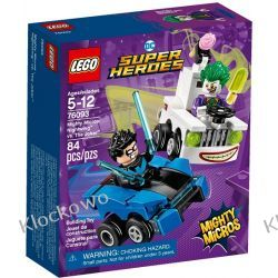 76093 NIGHTWING™ VS. THE JOKER™ (Mighty Micros: Nightwing vs. The Joker) - KLOCKI LEGO SUPER HEROES