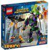 76097 STARCIE Z MECHEM LEXA LUTHORA (Lex Luthor Mech Takedown) - KLOCKI LEGO SUPER HEROES