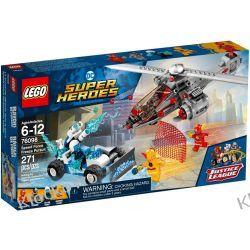76098 LODOWY SUPERWYŚCIG (Speed Force Freeze Pursuit) - KLOCKI LEGO SUPER HEROES