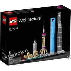 21039 SZANGHAJ (Shanghai) KLOCKI LEGO ARCHITECTURE
