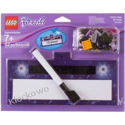 853443 Tabliczka VIP LEGO® Friends - LEGO GADŻETY