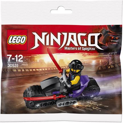 30531 Synowie Garmadona Sons Of Garmadon Klocki Lego Mini Builds