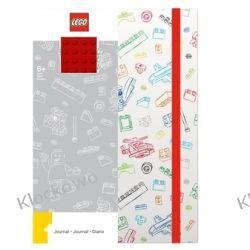 51840 BIAŁY NOTATNIK - LEGO GADŻETY